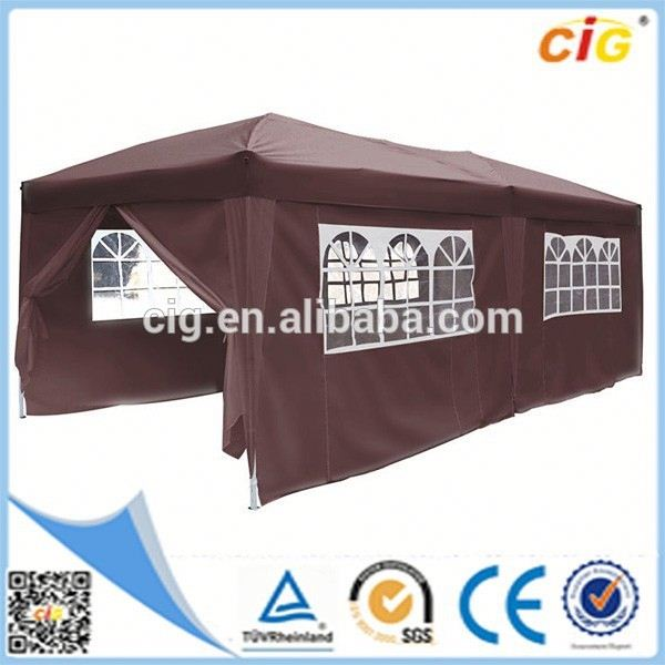 Newest Fashion Waterproof 10 x 20 canopy tent