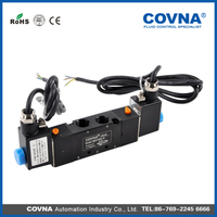 4V320 series 5/2 way pneumatic solenoid valve