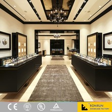 Fashionable jewelry retail store design and jewelry displays manufacture/decoration design shop
