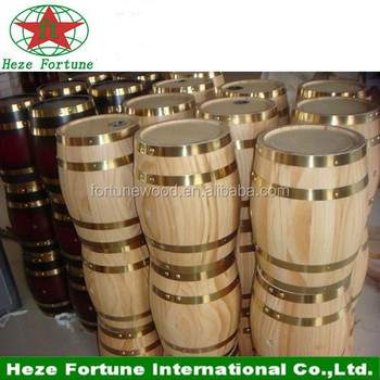 cheap small 3L wooden beer keg