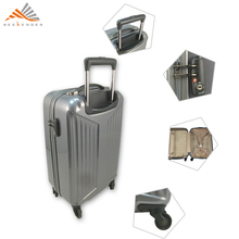 Carry-On Spinner ABS & PC Trolley Case Luggage
