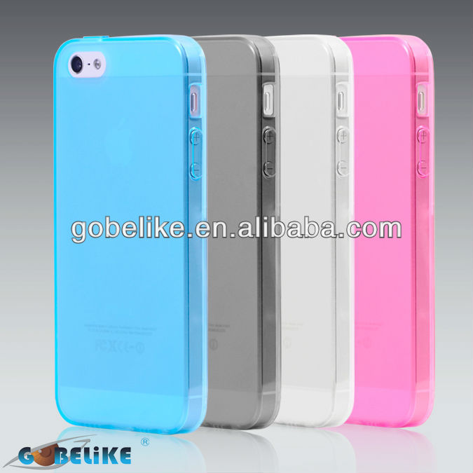 "for iphone 5"" case TPU cases"