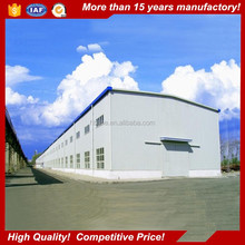 used warehouse structures /wide span steel structure building