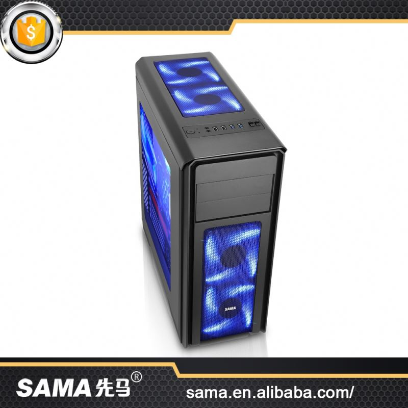 SAMA New Product High-End Factory Price Computer Gaming Case