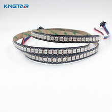 Flexible 5v DC apa102C strip led 144led/M
