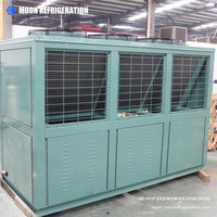 MOON bitzer air cold condensing unit price and compressor condensing unit