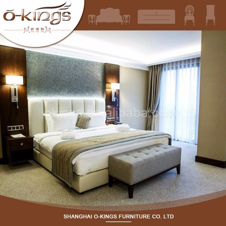 Wholesale High Quality Heavy Wood Classic Hotel Furniture