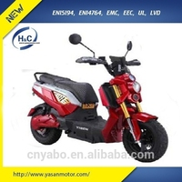 2015 new design Silicon battery motorcycle 72V 20Ah adult electric scooters EEC 2000 watt electric scooter
