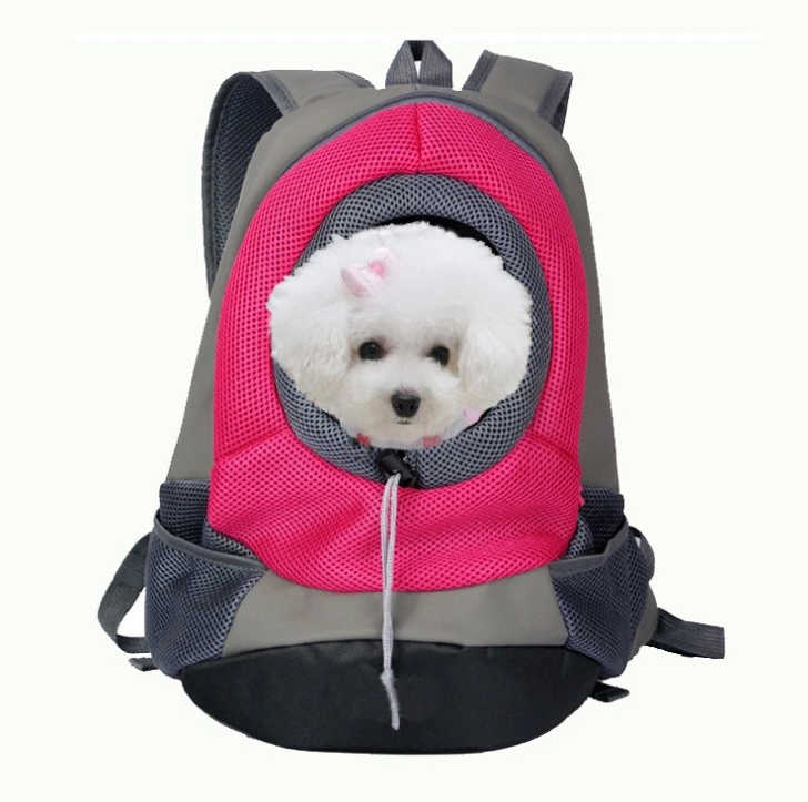 wholesale pet carrier backpack pet dog Breathable bag carry dog and cat outside bag