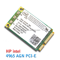 For HP Wireless-N WiFi Link 4965 AGN Mini PCI-E Card 300Mbps 802.11 a/b/g/n 2.4/5 GHz dual band wireless wifi card
