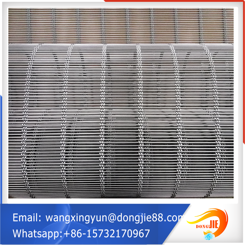 Applied widely good packaging decorative expanded metal mesh wall panels/decorative metal banding