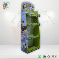 OEM metal floor display stand for books earring stand mannequin