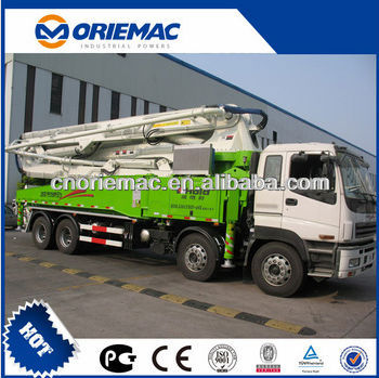 High quality low price liugong Concrete Pump 37m HDL5270THB