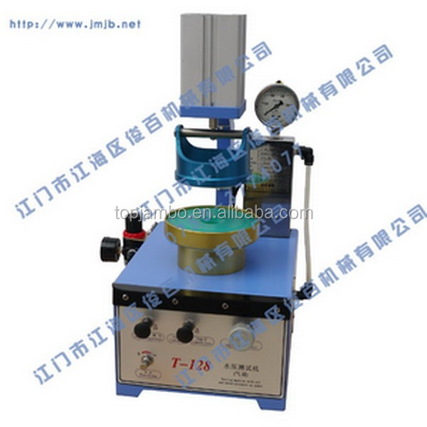 T-128 Pneumatic Hydraulic Pressure Tester for terpaulin