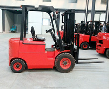 3 Wheel Electric Forklift Fleet upgrade trucks 2 Ton