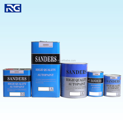 SANDERS SPRAY TOPCOAT EPOXY ENAMEL PAINT
