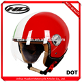 Best selling imports half-face HD-592 safety kick scooter helmet