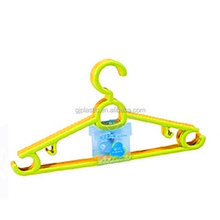 China wholesale high quality plastic sock hangers