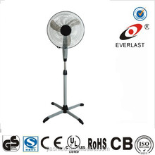 16 Inch Plastic Stand Fan With Remote Control