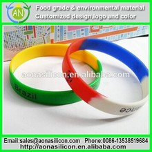 best quality of silicone swirl wristbands, custom swirl bracelets and multi colored swirl wristbands at affordable prices