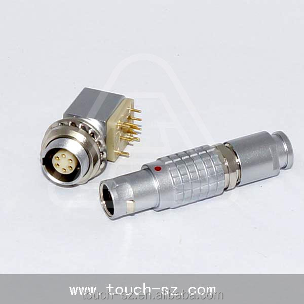 Electric compatible FGG EGG Connector 2 3 4 5 6 8 9 Pin 00B 1B 2B 3B 0K 1K 2K connectors and cables