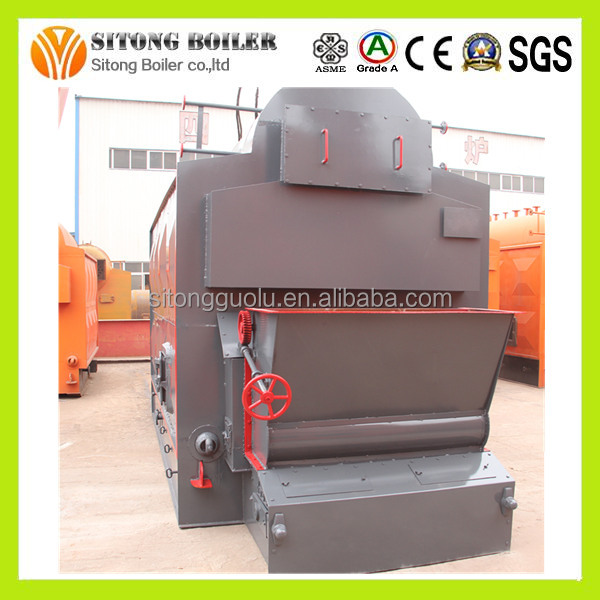 High Service of Wood Pellet Coal Fired Steam Boiler Manufacturer