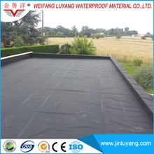 self adhesive EPDM rubber waterproof membrane