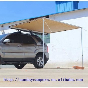 4WD accessories / 4x4 SUV awning / retractable car awning & 4WD accessories / 4x4 SUV awning / retractable car awning View ...