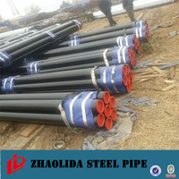 steel pipe tube ! folding bed structure astm a53 200mm diameter mild steel pipe