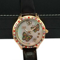Newest Design Islamic Prayer Time Muslim Azan Watch Wholesale Muslim Watch For Lady