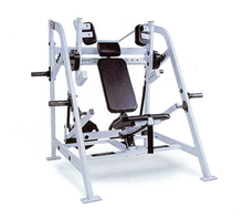 Pin loaded Hoist Fitness Seated Dip/ Tricep extension Exercise Gym Equipment for Club