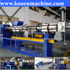 recycle plastic granules making machine price made in china