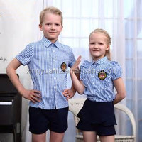 Custom private high school uniform designs factory