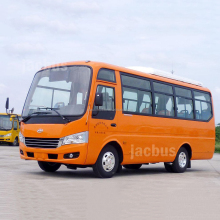 6m 25 seater bus JAC mini Bus with us spare parts
