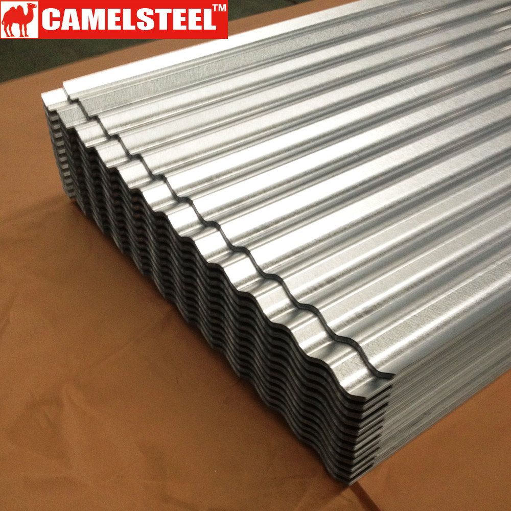 Zinc Corrugated Roof for Building Material to Sudan