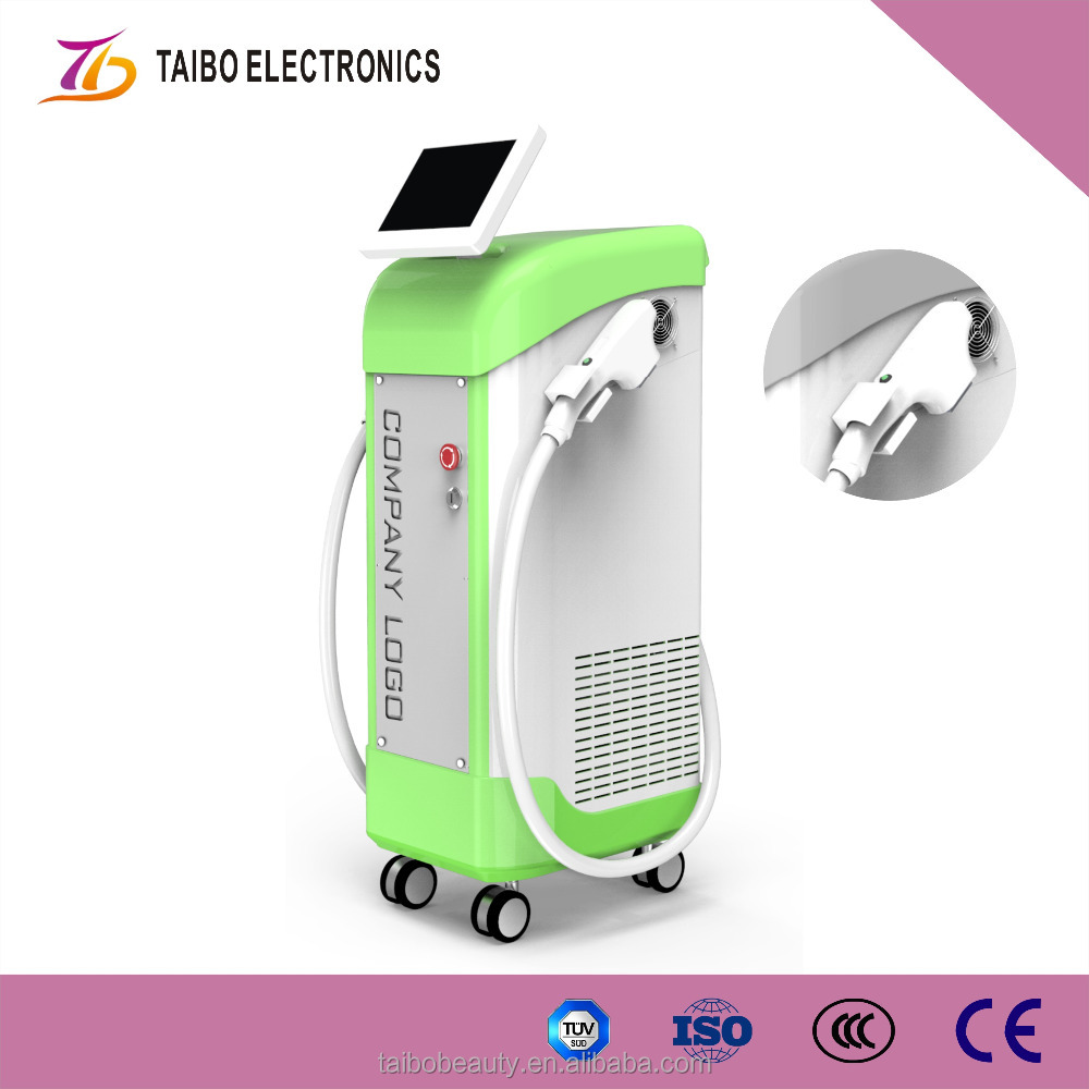Pimples and dark spot remover Elight IPL SHR salon laser hair removal machine