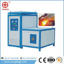 India hot IGBT Induction WZP-120kw heating forging machine for bolts and nuts