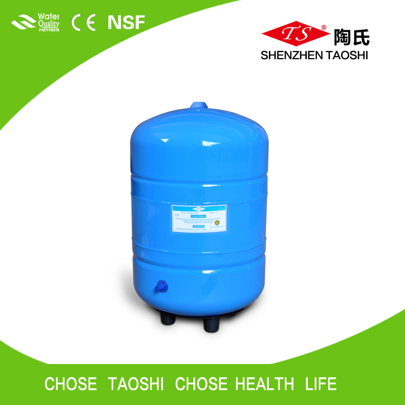 6 gallon ro pressure vessel/steel water tank for reverse osmosis system