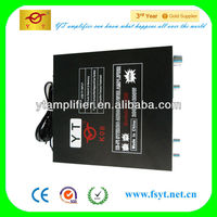Car equalizer amplifier with remote control
