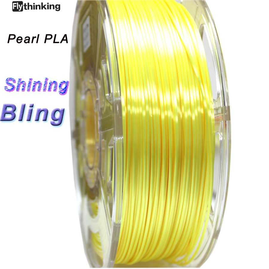 high quality 1.75mm pla abs 3d printing filament clear
