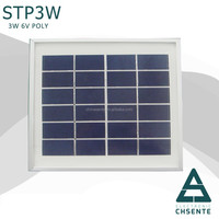 Top quality 3 watt solar energy makeing machine pv small solar panel