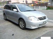 2003 TOYOTA Corolla Fielder X/A-NZE121G/ Used car From Japan / ( 100521161702 )