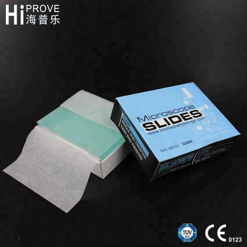 Disposable laboratory Microscope Glass Slides with best price