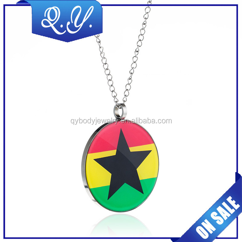 Western Jewelry Star Design Pendant China Supply