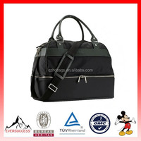 Gym Bag with Shoe Compartment Travel Bag