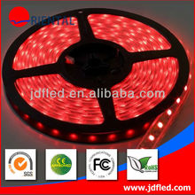 SMD3528 120leds 9.6w/m 5m/roll IP65waterproof flexible cheap led strip light smd 3825 120 leds