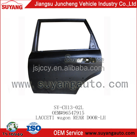Rear car door of CHEVROLET LACETTI WAGON auto parts car part