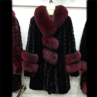Women Winter Warm Pieces Of Mink