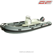 engine power boat rigid boat cheap fishing boat for sale