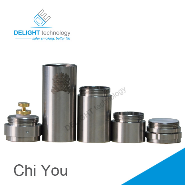 Top selling product of fast delivery chiyou silver pin / chi you clone mod/chiyou